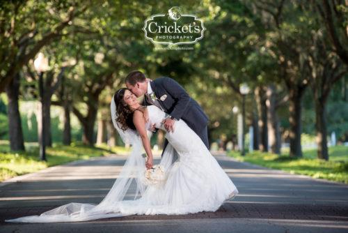 Cypress Grove Orlando Wedding