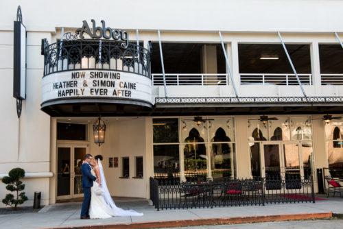 The Mezz downtown orlando wedding