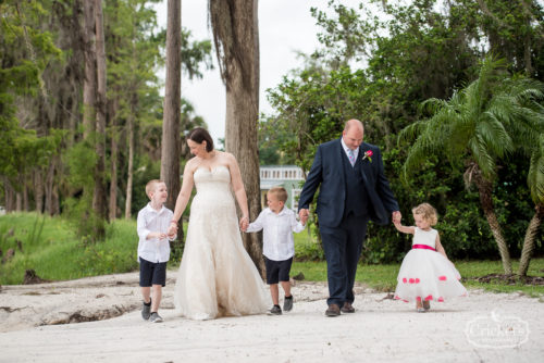 paradise cove orlando destination wedding