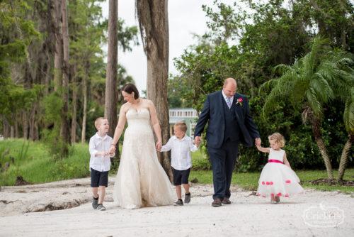 Jennifer And Jamesons Destination Family Wedding At Paradise Cove