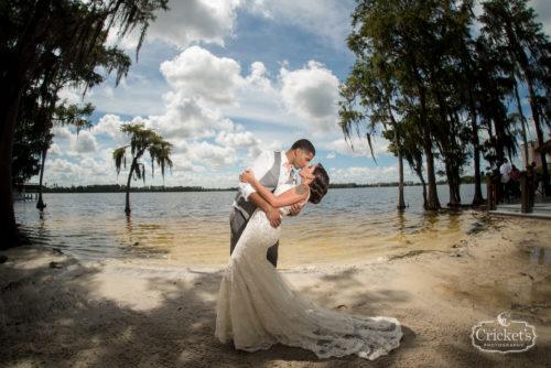 orlando paradise cove wedding photography