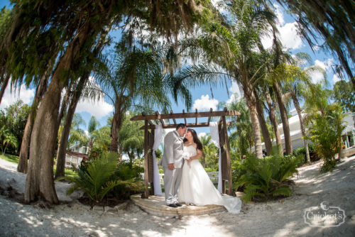 paradise cove orlando wedding photography