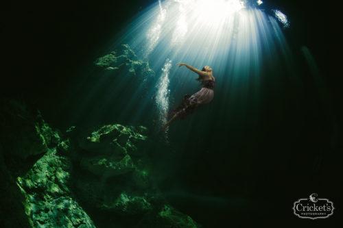 underwater orlando maternity photography