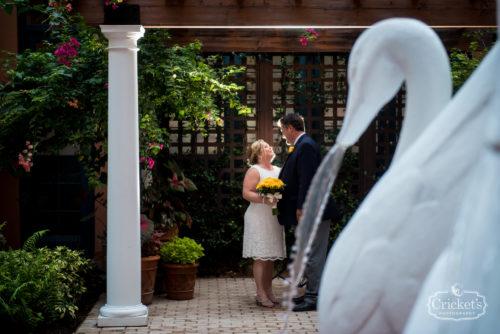 Disney Swan Hotel Wedding Photography