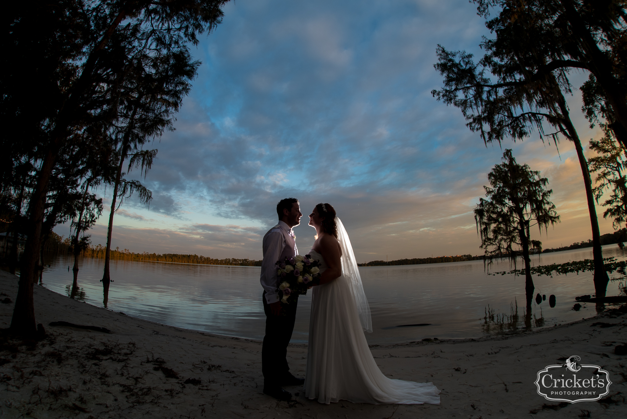 Amy And Miguel S Beachy Blush Paradise Cove Orlando