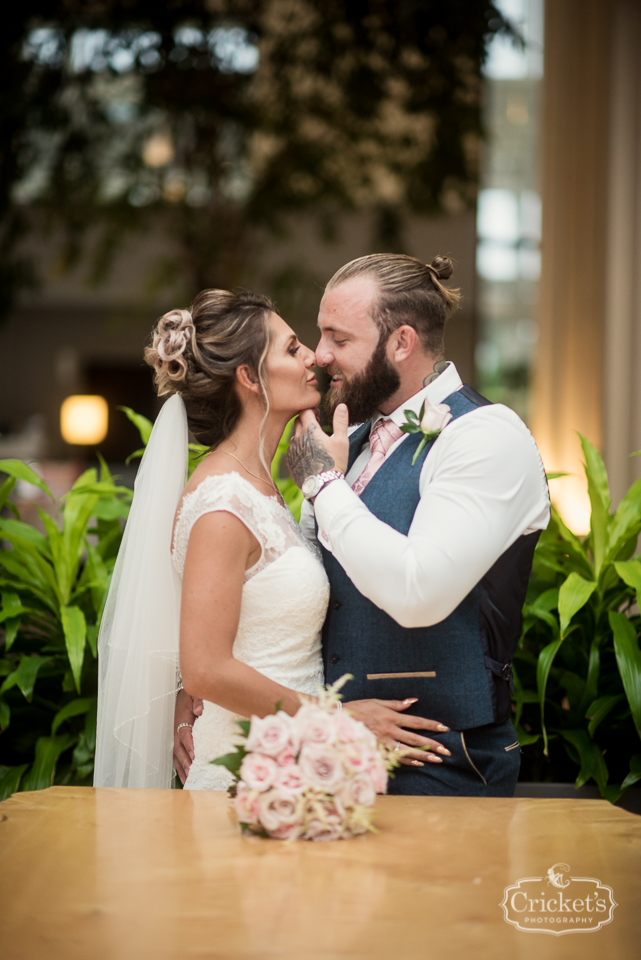 hyatt regency grand cypress wedding photography