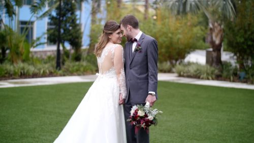 Universal Lowes Sapphire Falls Resort Wedding