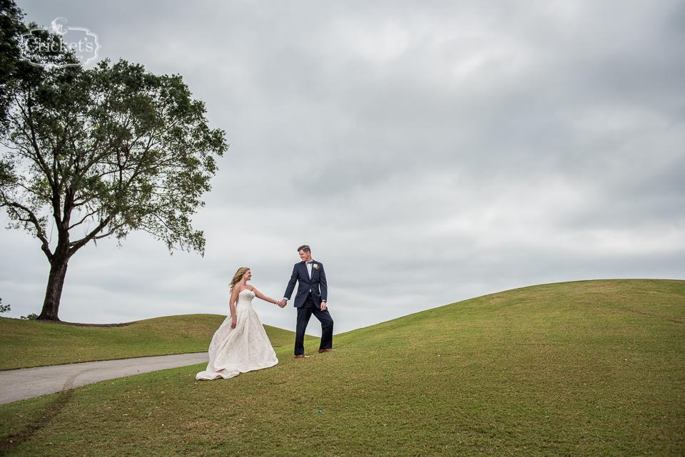 Matt And Jenn Greenery Filled Wedding At The Villas At Grand Cypress