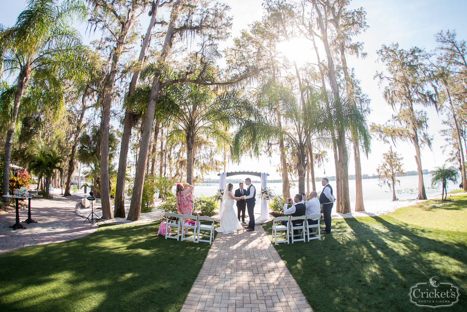 Leah And Alfie S Destination Wedding At Paradise Cove