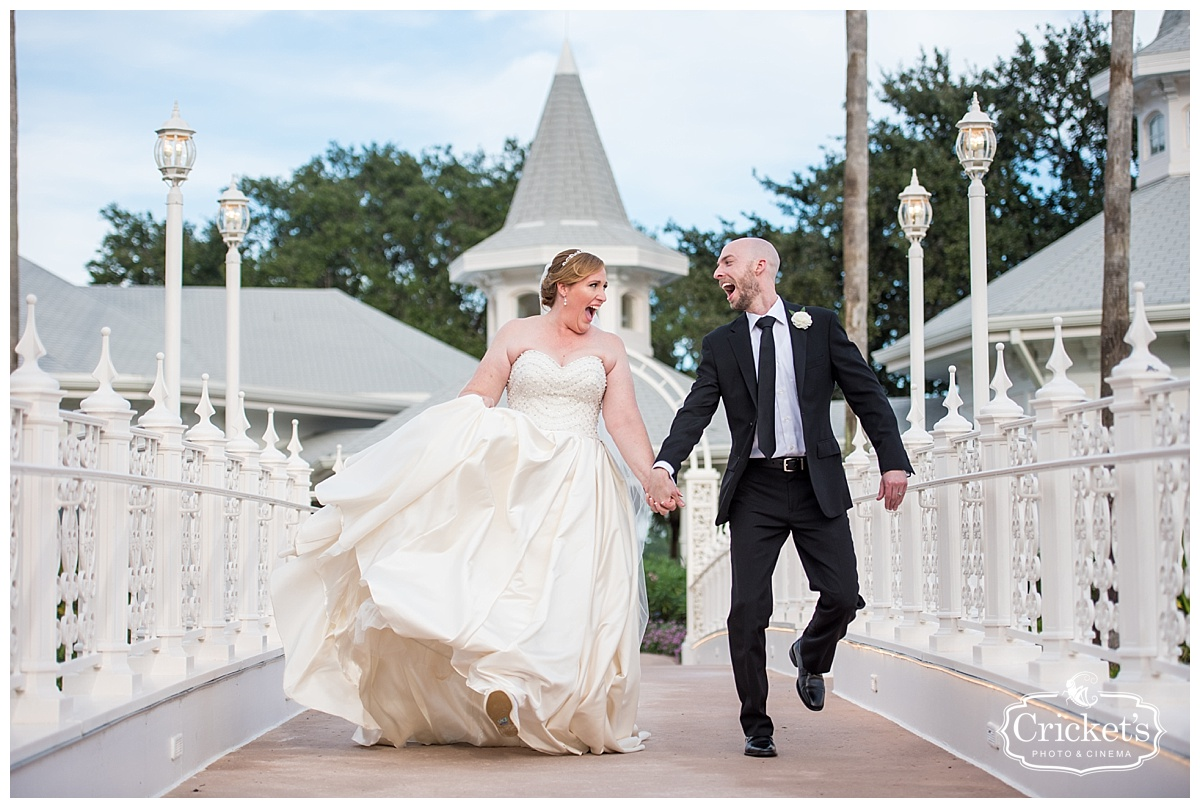 Gretchen And James Disney Grand Floridian And Boardwalk Wedding