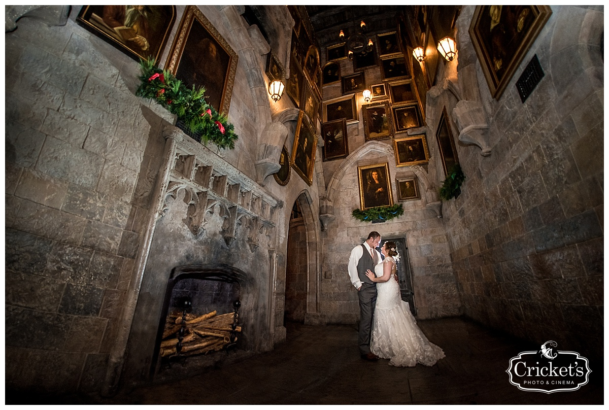 Harry Potter Wedding At Hard Rock Hotel Universal Orlando