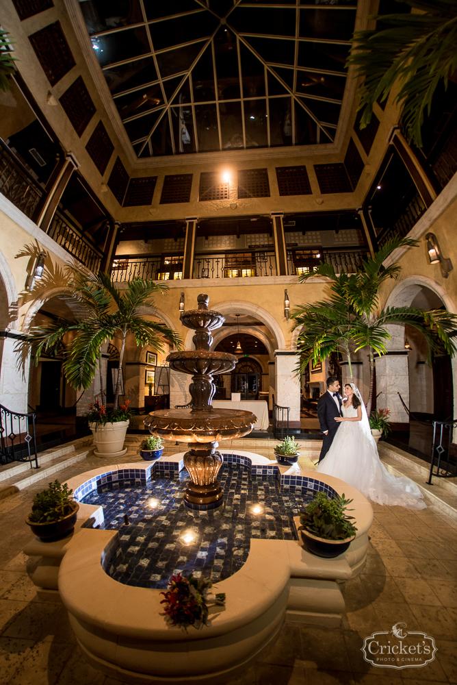 Luxury Persian Isleworth Country Club Wedding In Orlando